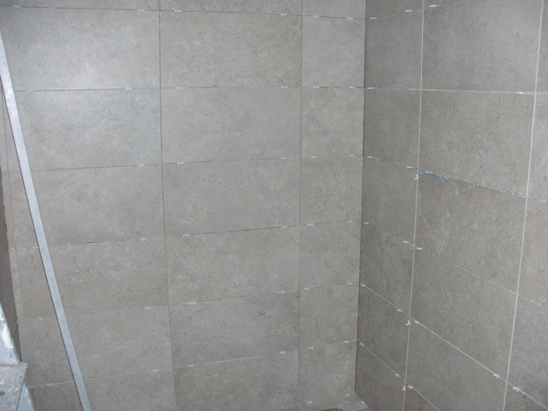 Badkamer Tegelwerk